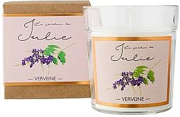 """Profumi e cosmetici Candela profumata """"Verbena"""" - Ambientair Le Jardin de Julie Verveine"""