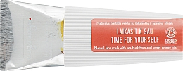Profumi e cosmetici Scrub viso all'olivello spinoso e olio d'arancia - Uoga Uoga Time For Yourself Natural Face Scrub