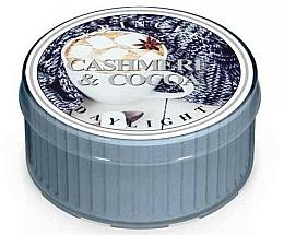 Profumi e cosmetici Candela profumata - Kringle Candle Daylight Cashmere & Cocoa