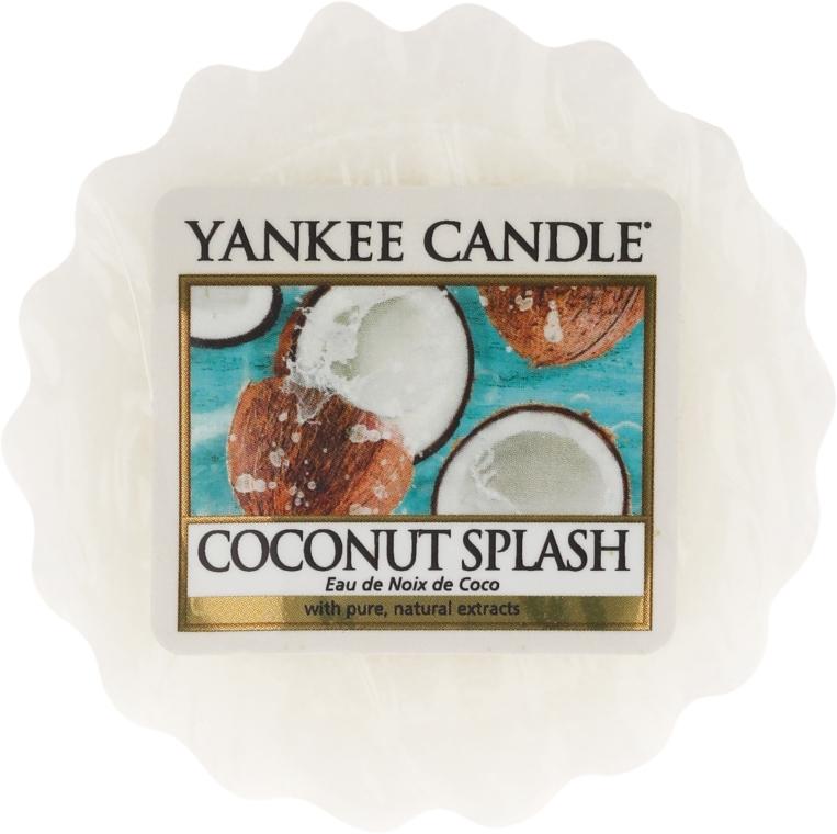 Cera profumata - Yankee Candle Coconut Splash Wax Melt