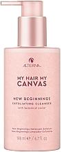Profumi e cosmetici Esfoliante e detergente per il cuoio capelluto - Alterna My Hair My Canvas New Beginnings Exfoliating Cleanser