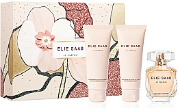 Profumi e cosmetici Elie Saab Le Parfum - Set (edp/50ml + b/lot/75ml + sh/cr/75ml)