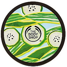 "Profumi e cosmetici Yogurt corpo ""Cool Cucumber"" - The Body Shop Cool Cucumber Body Yoghurt"