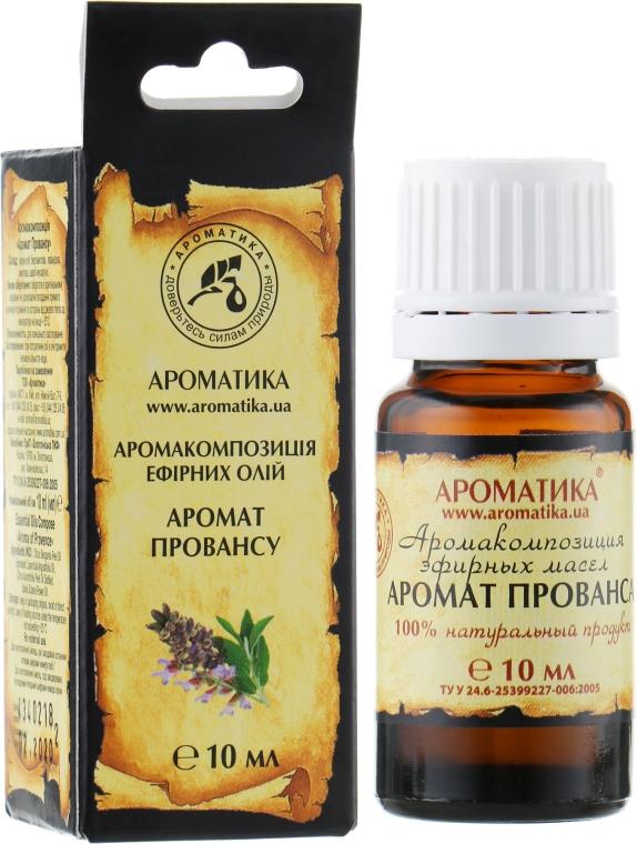 """Composizione aromatica """"Aroma di Provenza"""" - Aromatiche — foto N1"""