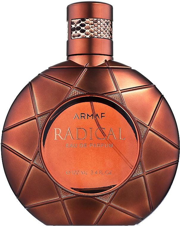 Armaf Radical Brown - Eau de parfum