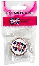 Profumi e cosmetici Polvere per unghie - Ronney Professional Nail Art Powder Glitter