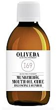 """Profumi e cosmetici Olio purificante per la bocca """"Lavanda"""" - Oliveda I69 Mouth Oil Cure Balancing Lavender"""