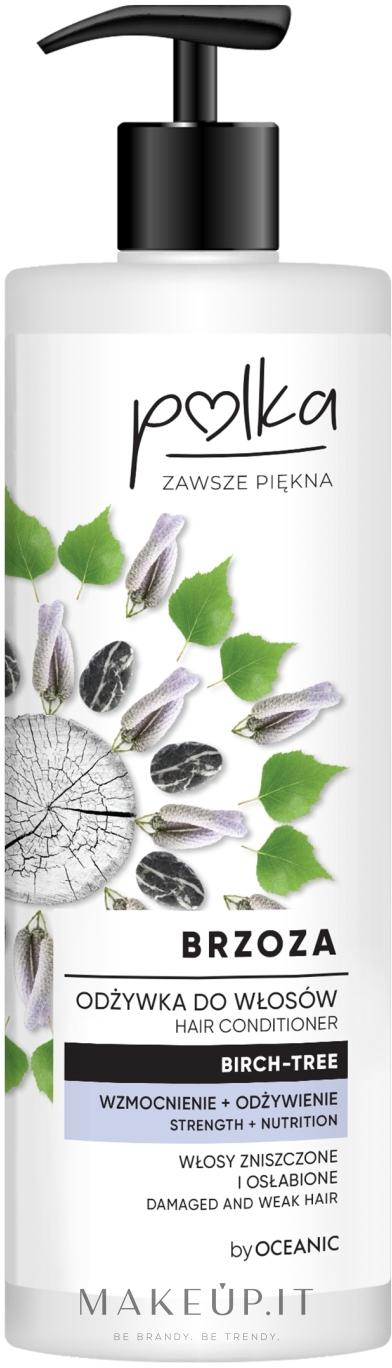 """Balsamo per capelli """"Betulla"""" - Polka Birch Tree Conditioner — foto 400 ml"""