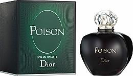 Profumi e cosmetici Dior Poison - Eau de toilette