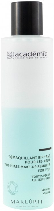 Struccante bifasico occhi - Academie Two-Phase Make-Up Remover for Eyes — foto 200 ml