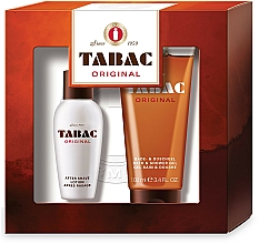 Profumi e cosmetici Maurer & Wirtz Tabac Original - Set( ash/l/50ml + sh/gel/100ml)