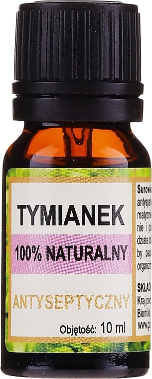 Olio essenziale di Timo - Biomika Thyme Oil