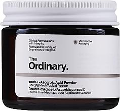 Profumi e cosmetici Vitamina C in polvere - The Ordinary 100% L-Ascorbic Acid Powder
