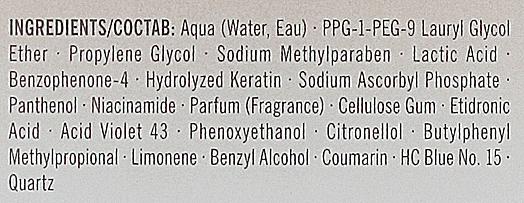 Spray colorante per capelli - Schwarzkopf Professional BlondMe Instant Blush Spray — foto N4