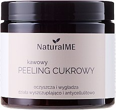 Profumi e cosmetici Peeling corpo allo zucchero e caffè - NaturalME