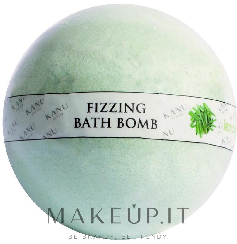 "Bomba da bagno ""Lemon grass"" - Kanu Nature Bath Bomb — foto 160 g"