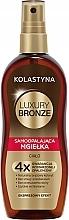 Profumi e cosmetici Spray autoabbronzante per il corpo - Kolastyna Luxury Bronze Tanning Spray