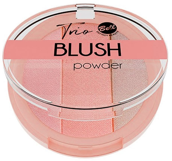 Blush compatto - Bell Trio Blush Powder