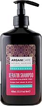 Profumi e cosmetici Shampoo alla cheratina per tutti i tipi di capelli - Arganicare Keratin Shampoo