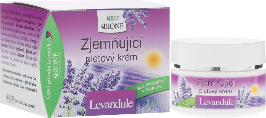 Crema viso - Bione Cosmetics Lavender Softening Facial Cream