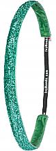 """Profumi e cosmetici Elastico per capelli """"Tropical Green Glitter"""" - Ivybands"""