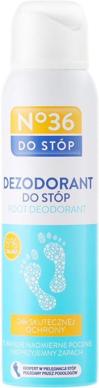 Deodorante per piedi con talco - Pharma CF No.36 Dezodorant