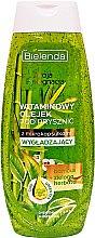 Profumi e cosmetici Olio doccia levigante - Bielenda Your Care Smoothing Shower Oil