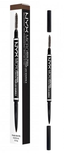 Matita sopracciglia - NYX Professional Makeup Micro Brow Pencil