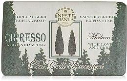 """Profumi e cosmetici Sapone """"Cipresso"""" - Nesti Dante Dei Colli Fiorentini Cypress Tree Soap"""