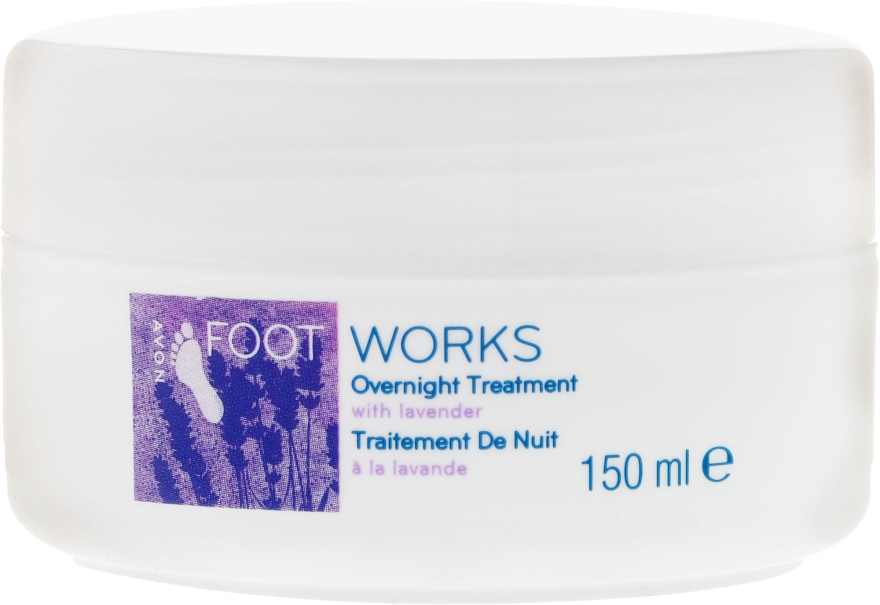Trattamento piedi alla lavanda, da notte - Avon Foot Works Overnight Tretment