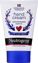 """Profumi e cosmetici Crema mani concentrata aromatizzata """"Formula norvegese"""" - Neutrogena Norwegian Formula Concentrated Hand Cream"""