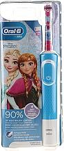 """Profumi e cosmetici Spazzolino elettrico """"Frozen"""" - Oral-B Kids"""