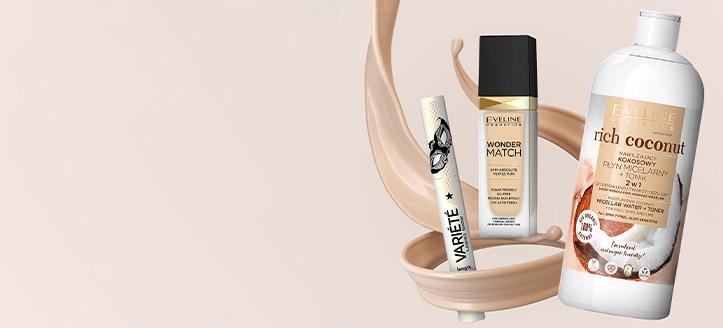 Sconto del 10% su tutta la gamma di Eveline Cosmetics. I prezzi sul nostro sito comprendono gli sconti