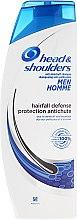Profumi e cosmetici Shampoo capelli anticaduta - Head & Shoulders Hairfall Defense Shampoo