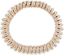 Profumi e cosmetici Elastico-braccialetto per capelli - Invisibobble Slim Bronze Me Pretty