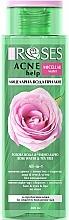 Profumi e cosmetici Acqua micellare per l'acne - Nature Of Agiva Roses Acne Help Micellar Water