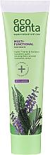 Profumi e cosmetici Dentifricio multifunzionale con estratto di 7 erbe - Ecodenta Multifunctional Herbal Toothpaste