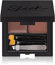 Profumi e cosmetici Set per sopracciglia - Sleek MakeUP Brow Kit
