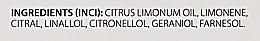"""Olio essenziale """"Limone"""" - Organique Natural Essential Oil Lemon — foto N4"""