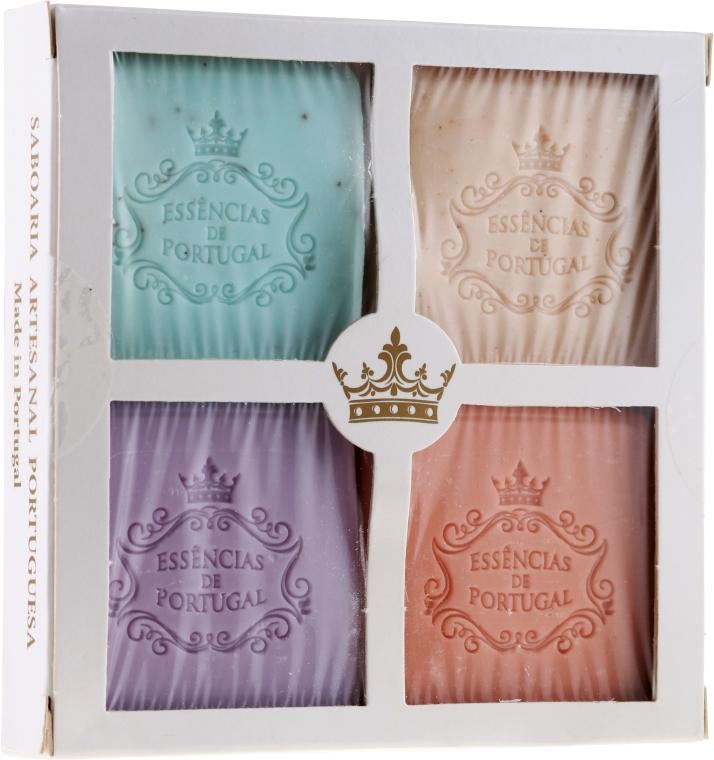 Set - Essencias De Portugal Aromas Collection (soap/4x80g) — foto N1