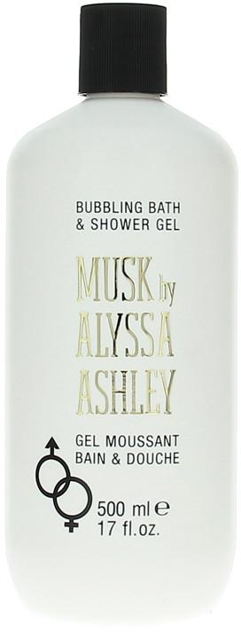 Alyssa Ashley Musk - Gel-schiuma da bagno — foto N1