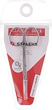 Profumi e cosmetici Forbici per bambini SC-30/2 (H-04) - Staleks Classic 30 Type 2