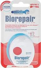 Profumi e cosmetici Filo interdentale ultrafine, 30 m - Biorepair Ultra-Flat Floss