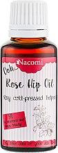 Profumi e cosmetici Olio per la pelle secca - Nacomi Wild Rose Oil