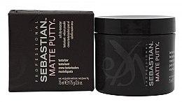 Profumi e cosmetici Crema texturizzante - Sebastian Professional Matte Putty