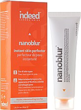 Profumi e cosmetici Crema viso - Indeed Laboratories Nanoblur Instant Skin Perfector Blurring Cream