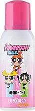 Profumi e cosmetici Deodorante - Uroda for Kids The Powerpuff Girls Deodorant