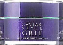 Profumi e cosmetici Pasta per capelli, con estratto di caviale nero - Alterna Caviar Style Grit Flexible Texturizing Paste