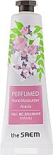 """Profumi e cosmetici Crema mani idratante profumata """"Acacia"""" - The Saem Perfumed Acacia Hand Moisturizer"""