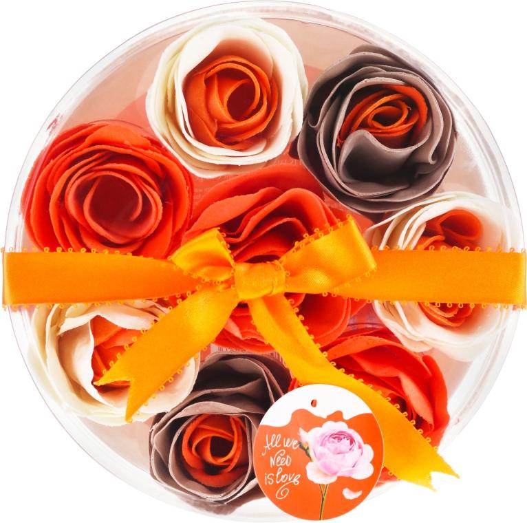 """Confetti da bagno """"Arancia"""", 8 pz. - Spa Moments Bath Confetti Orange"""